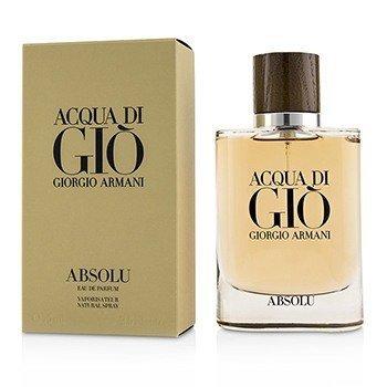Eau Di Parfum 5 Gio Giorgio Armani Buy Absolu Acqua Spray 75ml2 De xodCBQreWE