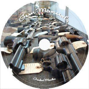 Gun Owners Manuals 2400 Printable Manuals 2 DVD Set