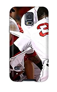 New Style 8831214K861427001 boston red sox MLB Sports & Colleges best Samsung Galaxy S5 cases