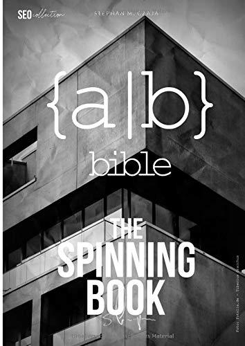 The Spinning Book: SEO Content Spinner Tools und Texte schreiben ...