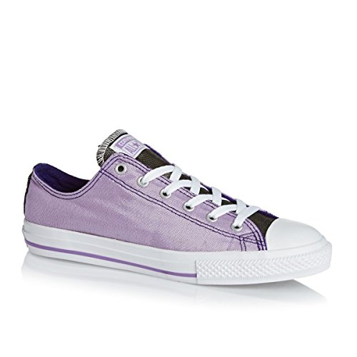 Converse Junior CTAS OX 654218C Turnschuhe Frozen Lilac/Candy Grape/White