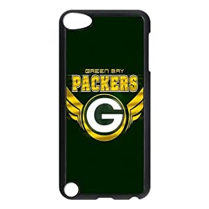 Custom Green Bay Packers Back Cover Case for ipod Touch 5 JNIPOD5-422