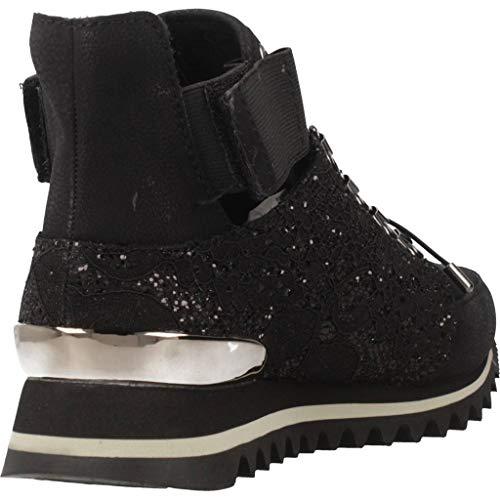 41096 BLACK GIOSEPPO women's sneakers shoes Black low qwqURxZf