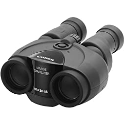 Canon 10x30 IS  Ultra-Compact Binoculars (Black)
