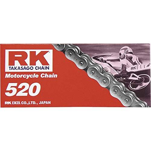 RK 520 M Standard Chain - 90 Links , Chain Type: 520, Chain Length: 90, Chain Application: All 520 X 90 RKM