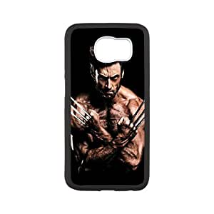 Samsung Galaxy S6 Phone Case With Classic Images The Wolverine