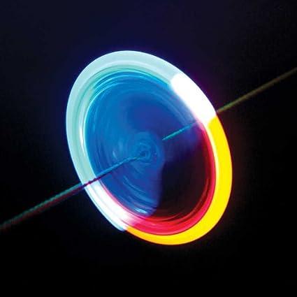 Tobar Light Spinner Juguete Luminoso: Amazon.es: Juguetes y juegos