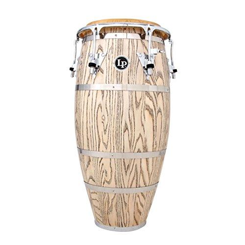 Palladium Conga Bag - Latin Percussion LP863Z Conga Drum Natural Satin Finish