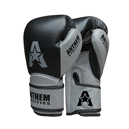 Anthem Athletics STORMBRINGER Fight Gloves – Muay Thai, Boxing, Hanging, Kickboxing, one hundred% Premium Leather – DiZiSports Store