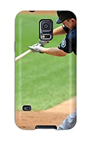 Hot 2611487K970366682 seattle mariners MLB Sports & Colleges best Samsung Galaxy S5 cases