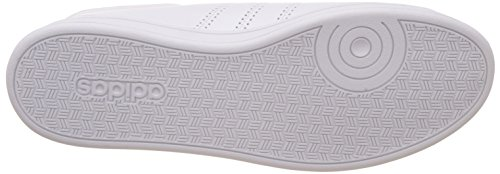 ADIDAS SLIPPER WHITE AW4014 ADVANTAGE White outlet professional outlet shop for buy cheap pay with visa cheap sale clearance pDb6ZP