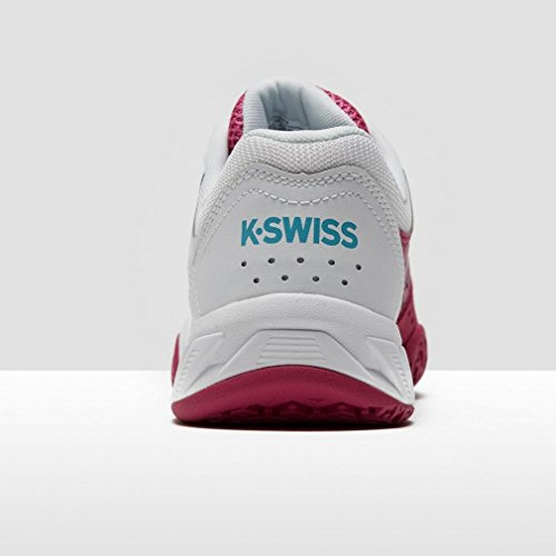 K-Swiss BIGSHOT LIGHT 2.5 OMNI Junior Tennisschuh, Weiß, 36