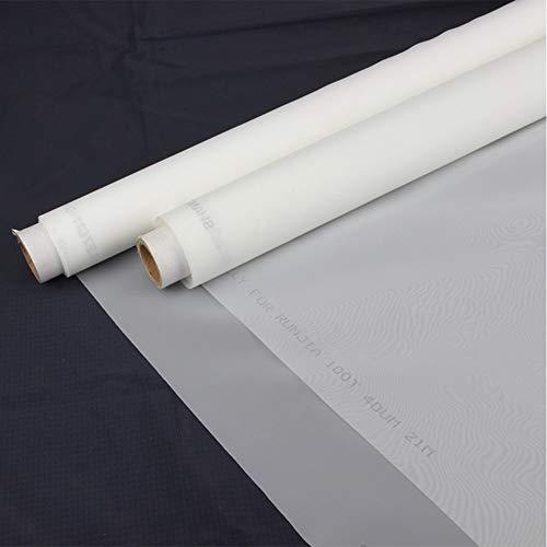 3 Yards Silk Screen Printing Fabric Mesh 100 Mesh Count(40T)