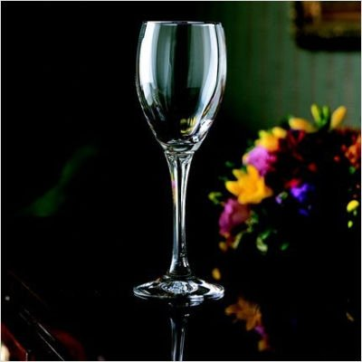 Gorham Crystal Andante Tall Platinum Water Goblets Platinum Water Goblet