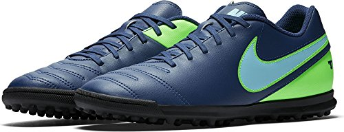 Scarpe Blue 819237 Calcetto rage Polarized coastal Nike 443 Da Green Blue Blu Uomo REaTvSq
