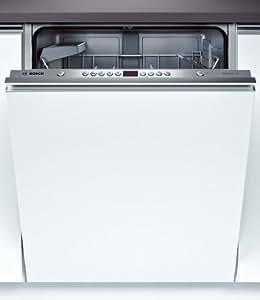 Bosch SMV50M10EU Totalmente integrado lavavajilla - Lavavajillas (Totalmente integrado, Acero inoxidable, 48 dB, A, A, 1,05 kWh)