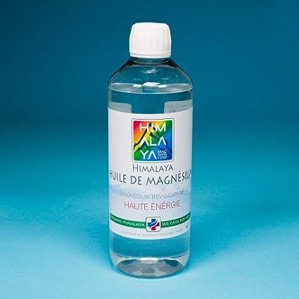 Aceite de Magnesium Himalaya en frascos – presentación: – 500 ml