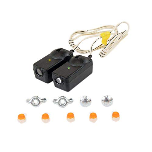 Chamberlain 41A5034 Garage Door Opener Safety Sensor Kit Genuine Original Equipment Manufacturer (OEM) Part (Opener Sensors Door Garage)
