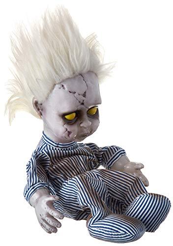 "11-12.5"" Halloween Animated Creepy Dolls"