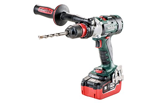 Metabo SB 18 LTX-3 BL Q I 2x 55Ah LiHD 18V Brushless 3-Sp...