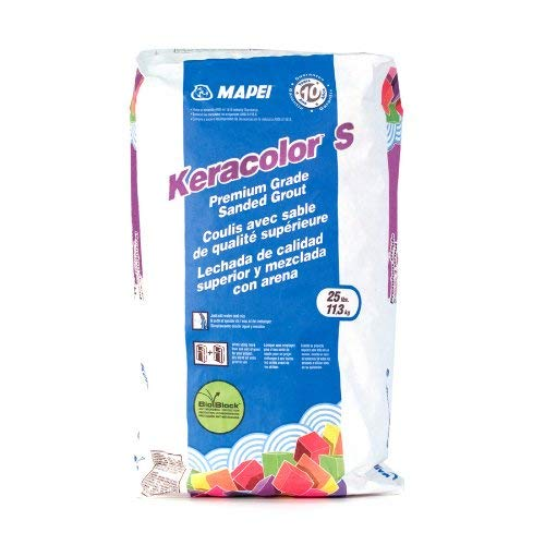 (MAPEI 25 lbs. Avalanche Sanded Powder Grout 23825)