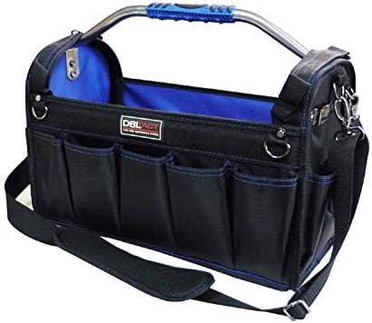 DBLTACT オープンキャリーバッグ ブルー DT-HTB-450B 350502