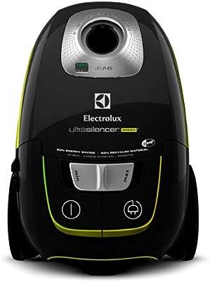 Electrolux UltraSilencer Green – Aspirador silencioso con bolsa y ...
