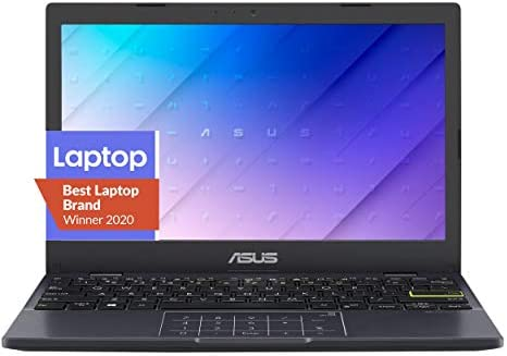 ASUS Laptop L210 Ultra Thin Laptop, 11.6? HD Display, Intel Celeron N4020 Processor, 4GB RAM, 64GB Storage, NumberPad, Windows 10 Home in S Mode with One Year of Microsoft 365 Personal, L210MA-DB01