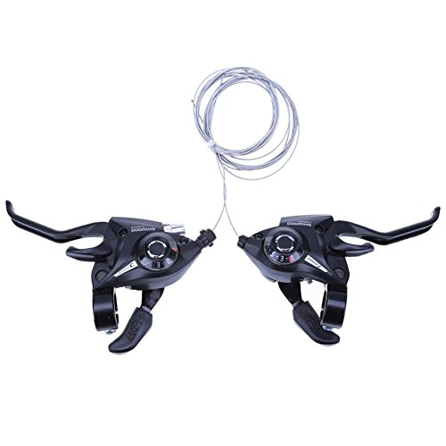 Alloet 21 Speed Bicycle Shifter Brake Conjoined DIP Derailleurs Mountain Bike Hand