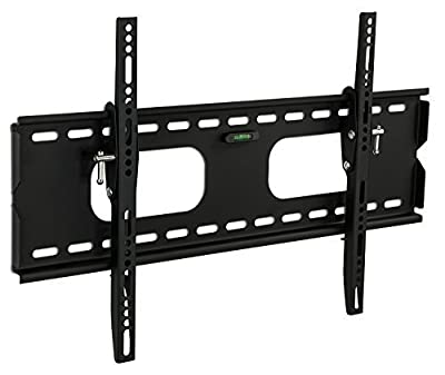 "Mount-It! Ultra-Low Profile Tilting LCD/Plasma HD TV Universal Wall Mount for 32-60"" TVs"