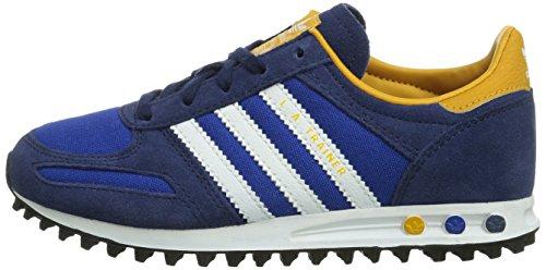 adidas Originals LA Trainer Unisex-Kinder Sneakers Blau (new navy/running white ftw/collegiate royal)