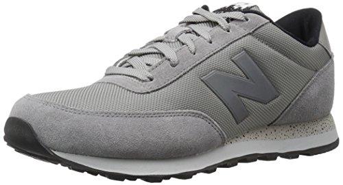 New Balance Men's 501v1 Sneaker, Magnet/Shockwave, 6.5 D US
