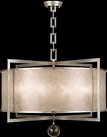fine art lamps 591540 2 singapore moderne blown glass drum pendant