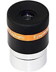 """SVBONY Telescope Lens 4mm Telescopes Eyepieces Wide Angle 62 Degree Aspheric Eyepiece Fully Coated Lens for 1.25"""" 31.7mm Astronomic Telescopes"""