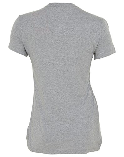Red Rose North The Half Face Grey Womens Heather Tee Dome z6wAq