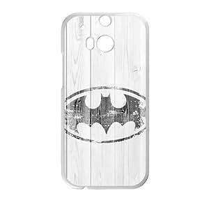 Batman StylishHigh Quality Comstom Plastic case cover For HTC M8