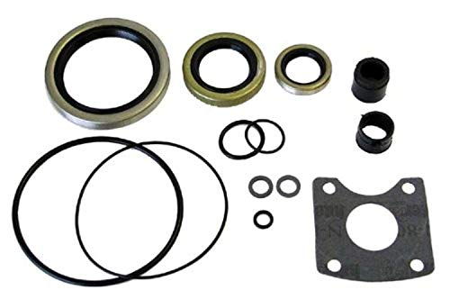 MERCRUISER ALPHA ONE UPPER BOX GEARCASE SEAL KIT | GLM Part Number: 87500; Sierra Part Number: 18-2648; Mercury Part Number: 26-32511A1 (Seal Gear Kit Case)