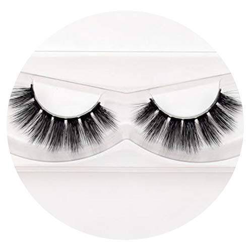 3D Faux Mink Lashes Thick Crisscross Fake Eyelashes Makeup Maquillage Profissional Faux Cils Eyelash Extension Tools,Silkd49