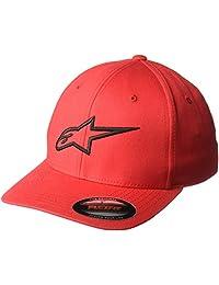 Alpinestars - Gorra para Hombre con Logotipo Flexfit y Corona estructurada