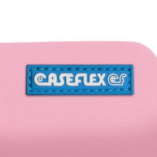 Caseflex iPhone 6 Tasche Hellrosa Neoprene Beutel Hülle