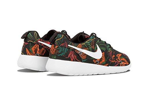 Zapatillas Nike Para Hombre Rosherun Print Verde Us 8