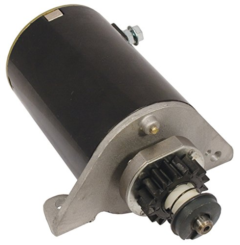 Stens 435-299 Mega Fire Electric Starter, Replaces Briggs and Stratton: 396306, 7-1/4
