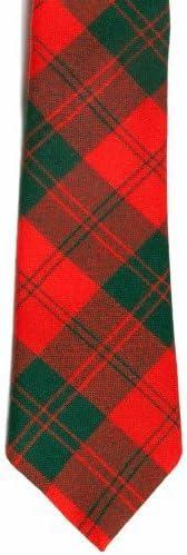 Kilts Wi Hae 100% Corbata de Lana de Cuadros Escoceses - Erskine