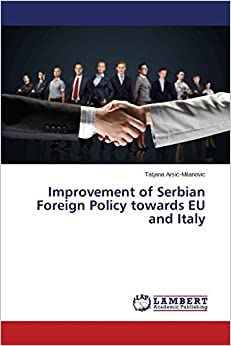 Book Improvement of Serbian Foreign Policy towards EU and Italy