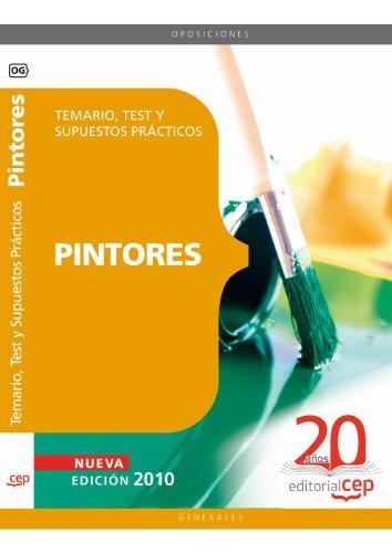 Descargar Libro Pintores. Temario, Test Y Supuestos Prácticos Sin Datos