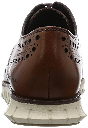 Cole Haan Men S Zerogrand Wing Oxford British Tan 12 M