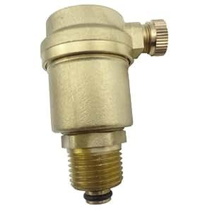 """MISOL 3/4""""de purga de aire válvula para calentador de agua solar, válvula de alivio de presión"""