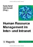 Human Resource Management im Inter- und Intranet