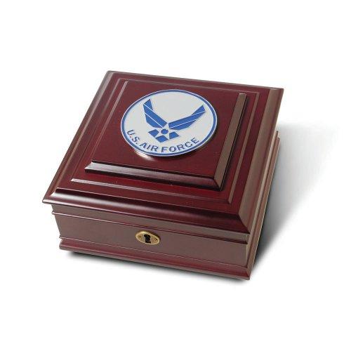 Allied Frame Us Air Force Wings Medallion Desktop Box Buy Online In Botswana At Botswana Desertcart Com Productid 35277887