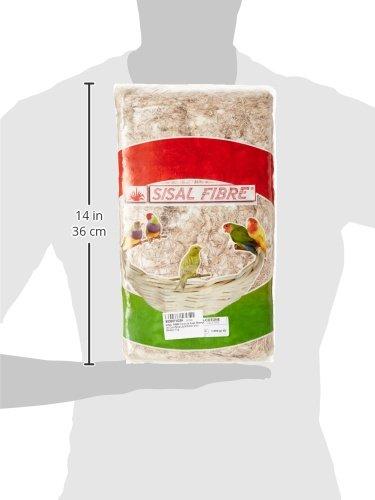 Sisal Fiber Background Bird Cage Coconut//Sisal//Jute//Cotton Blend 1kg